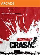 Portada oficial de de Burnout Crash! XBLA para Xbox 360