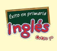 Portada oficial de Éxito en primaria Inglés Curso 1º DSiW para NDS