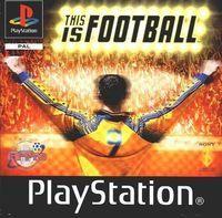 Portada oficial de Esto es Fútbol para PS One