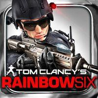 Portada oficial de Tom Clancy's Rainbow Six: Shadow Vanguard para iPhone