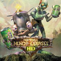 Portada oficial de Oddworld: Munch's Oddysee HD para PS3