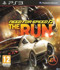 Portada oficial de Need for Speed: The Run para PS3