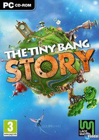 Portada oficial de The Tiny Bang Story para PC