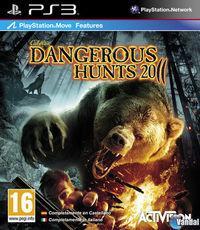Portada oficial de Cabelas Dangerous Hunts 2011 para PS3