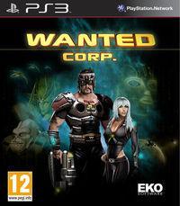 Portada oficial de Wanted Corp. PSN para PS3