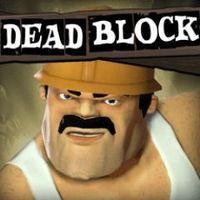 Portada oficial de Dead Block PSN para PS3