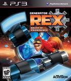 Portada oficial de de Generator Rex: Agent of Providence para PS3