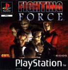 Portada oficial de de Fighting Force para PS One