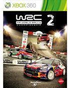 Portada oficial de de WRC 2 para Xbox 360
