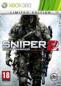 Portada oficial de Sniper: Ghost Warrior 2 para Xbox 360