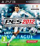 Portada oficial de de Pro Evolution Soccer 2012 para PS3