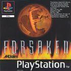 Portada oficial de de Forsaken para PS One