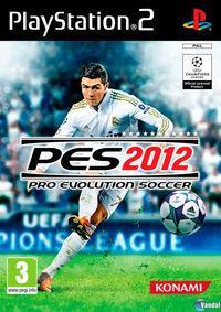 Portada oficial de Pro Evolution Soccer 2012 para PS2