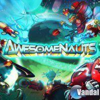Portada oficial de Awesomenauts PSN para PS3