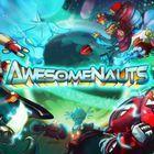 Portada oficial de de Awesomenauts PSN para PS3