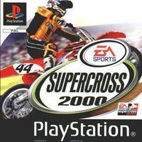 Portada oficial de Supercross 2000 para PS One