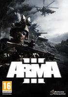 Portada oficial de de ArmA III para PC