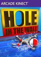 Portada oficial de de Hole in the Wall Kinect XBLA para Xbox 360