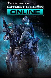 Portada oficial de Ghost Recon Phantoms para PC