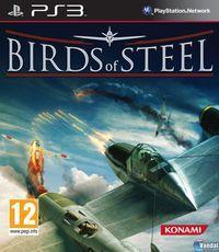 Portada oficial de Birds of Steel para PS3