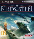 Portada oficial de de Birds of Steel para PS3