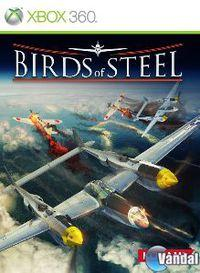 Portada oficial de Birds of Steel para Xbox 360