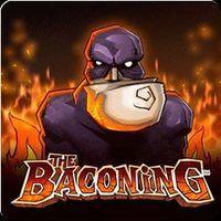 Portada oficial de The Baconing PSN para PS3