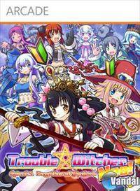 Portada oficial de Trouble Witches Neo! XBLA para Xbox 360