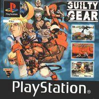 Portada oficial de Guilty Gear para PS One