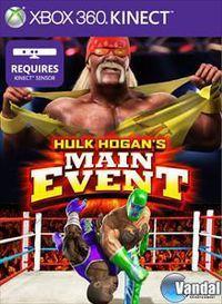 Hulk Hogan S Main Event Toda La Informacion Xbox 360 Vandal
