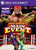 Portada oficial de de Hulk Hogan's Main Event para Xbox 360