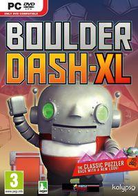 Portada oficial de Boulder Dash-XL para PC