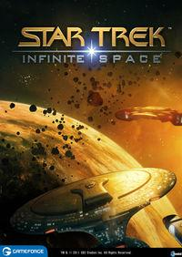 Portada oficial de Star Trek – Infinite Space para PC