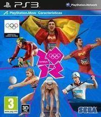 Portada oficial de London 2012 para PS3