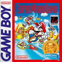 Portada oficial de Super Mario Land CV para Nintendo 3DS