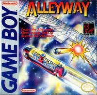 Portada oficial de Alleyway CV para Nintendo 3DS