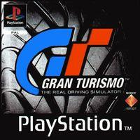 Portada oficial de Gran Turismo para PS One
