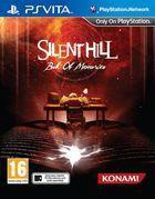 Portada oficial de de Silent Hill: Book of Memories para PSVITA