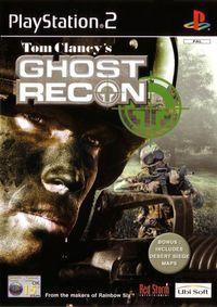 Portada oficial de Tom Clancy's Ghost Recon para PS2