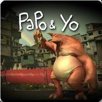 Portada oficial de Papo & Yo PSN para PS3