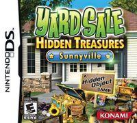 Portada oficial de Yard Sale Hidden Treasure Sunnyville WiiW para Wii