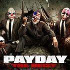 Portada oficial de de PAYDAY: The Heist PSN para PS3
