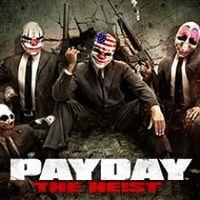 Portada oficial de PAYDAY: The Heist para PC