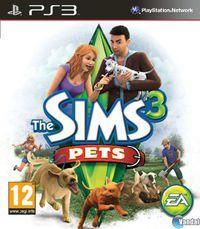 Portada oficial de Los Sims 3 ¡Vaya fauna! para PS3