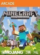 Portada oficial de de Minecraft: Xbox 360 Edition XBLA para Xbox 360