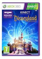 Portada oficial de de Kinect Disneyland Adventures para Xbox 360