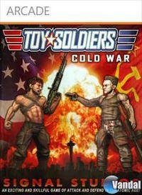 Portada oficial de Toy Soldiers: Cold War XBLA para Xbox 360
