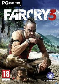 Portada oficial de Far Cry 3 para PC
