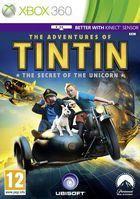 Portada oficial de de Las aventuras de Tintín: El secreto del Unicornio para Xbox 360