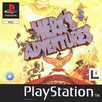 Portada oficial de Herc's Adventures para PS One